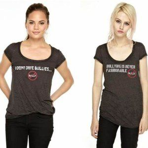 NWT Rachel Roy Bullying is never fashionable